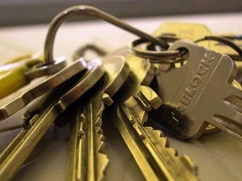 Les avantages d'un organigramme de clés