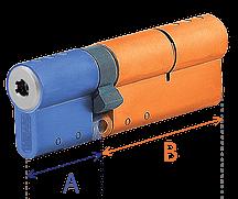 mesurer et démonter un cylindre de porte