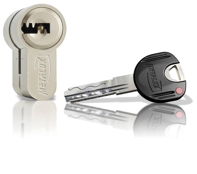 Cylindres et clés DOM T250