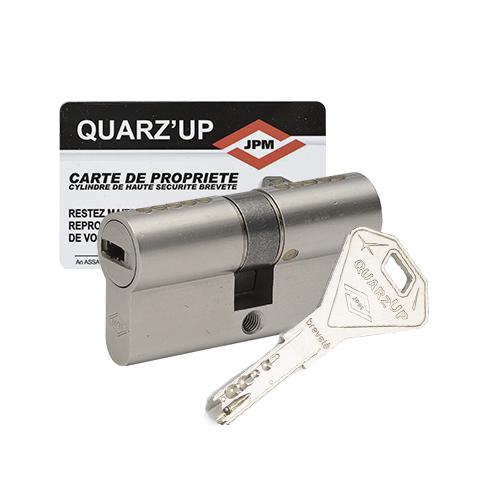 Cylindres et clés JPM Quarz Up