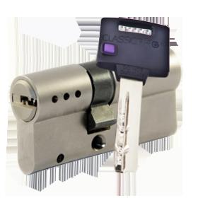 Cylindres et clés Mul-T-Lock Classic Pro