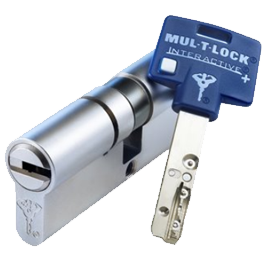 Cylindres et clés Mul-T-Lock Interactive+