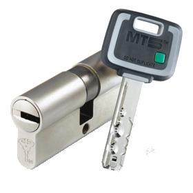 Cylindres et clés Mul-T-Lock MT5+