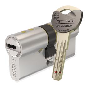 Cylindres et clés Tesa TX80
