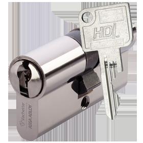 Cylindres et clés Vachette HDI+
